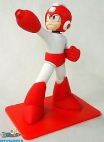 Rockman/Mega Man rood plastic figuur van 20 cm groot