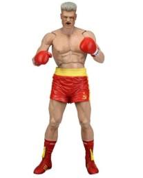Rocky IV Ivan Drago (red trunks) actiefiguur