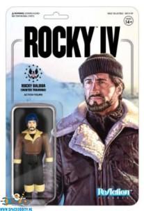 Rocky IV ReAction actiefiguur IRocky Balboa (winter training)
