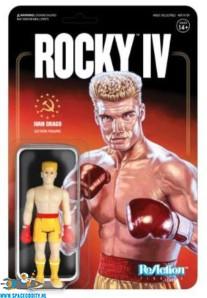 Rocky IV ReAction actiefiguur Ivan Drago