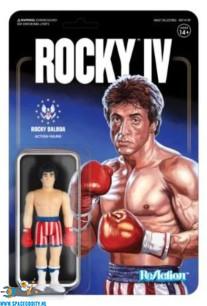 Rocky IV ReAction actiefiguur Rocky Balboa