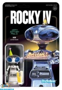 Rocky IV ReAction actiefiguur Sico (Paulie's Robot)