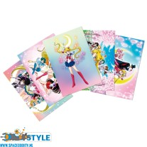 Sailor Moon ansichtkaarten set