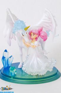 Sailor Moon figuarts zero chouette Chibiusa & Helios pvc statue
