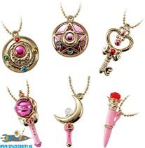 Sailor Moon Little Charm series 1 Transformation Brooch