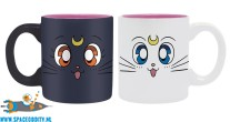 Sailor Moon set van 2 espresso mokjes