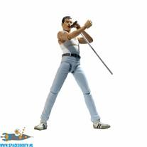 S.H.Figuarts Queen Freddie Mercury actiefiguur Live Aid ver.