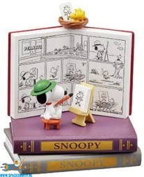 Snoopy Re-Ment Nano Bookworld nummer 4
