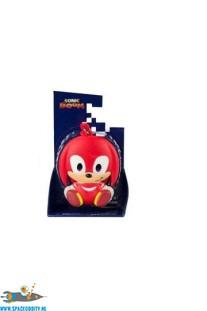 Sonic Boom emoji sleutelhanger Knuckles Happy 7 cm
