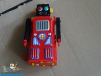 Sonic Robot met wind-up functie