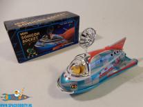Sonic Rocket met frictie functie 10 cm