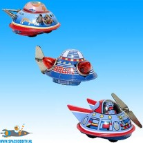 Space Surveyor X-12 met wind-up functie