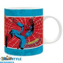 Spider-Man beker/mok vintage