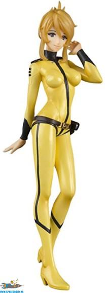 Star Blazers 2199  Figuarts Zero Mori Yukii pvc figuur