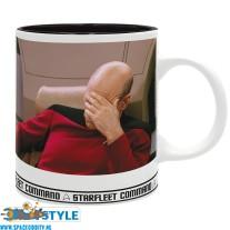 Star Trek beker / mok Picard