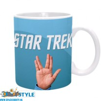Star Trek beker / mok Live Long And Prosper