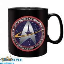 Star Trek beker/mok Starfleet Command