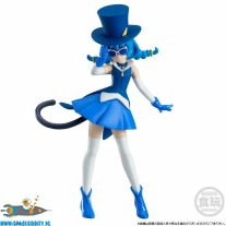 Star Twinkle PreCure cutie figure; Blue Cat The Space Phantom Thief