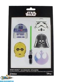 Star Wars accessory stickers