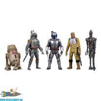 Star Wars actiefiguren 5-pack Bounty Hunters