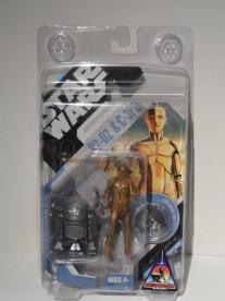 Star Wars actiefiguur concept R2-D2 & C-3PO