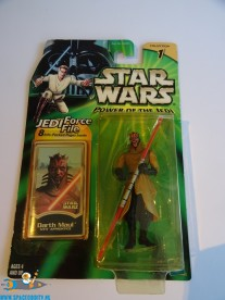 Star Wars actiefiguur Darth Maul sith apprentice (POTJ)