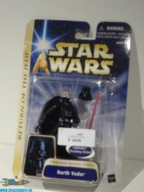 Star Wars actiefiguur Darth Vader Throne Room Duel