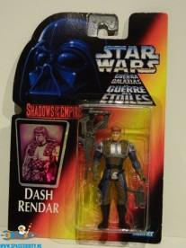 Star Wars actiefiguur Dash Rendar