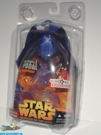 Star Wars actiefiguur Holographic Yoda