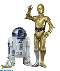 Star Wars ARTFX+ R2-D2 & C-3PO statue / model kit