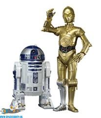 Star Wars ARTFX+ R2-D2 & C-3PO statue / model kit