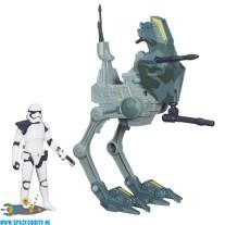 Star Wars Assault Walker & Stormtrooper Sergeant actiefiguur