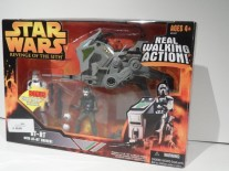Star Wars AT-RT & RT-RT Driver en bonus Clone Trooper actiefiguur