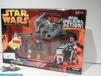 Star Wars AT-RT & RT-RT Driver en bonus Clone Trooper actiefiguur