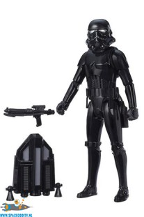 Star Wars Battlefront actiefiguur Interactech Shadow Trooper