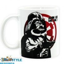 Star Wars beker / mok Darth Vader : Join Us Or Die