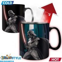 Star Wars beker/mok heat change Darth Vader