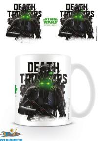 Star Wars beker/mok Rogue One Death Troopers