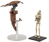 Star Wars bouwpakket Battle Droid & Stap 1/12 schaal