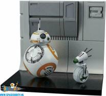 Star Wars bouwpakket BB-8 & D-0 1/12 schaal