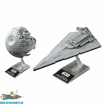 Star Wars bouwpakket Deathstar II & Star Destroyer
