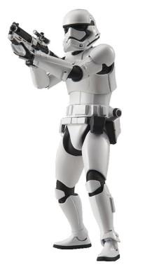 Star Wars bouwpakket First order Stormtrooper 1/12 schaal