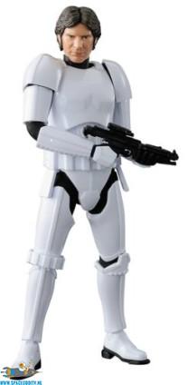 Star Wars bouwpakket Han Solo Stormtrooper ver.
