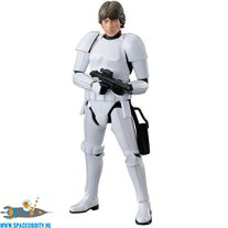 Star Wars bouwpakket Luke Skywalker Stormtrooper ver.