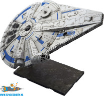 Star Wars bouwpakket Millennum Falcon (Solo) 1/144 schaal