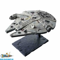 Star Wars bouwpakket Millennium Falcon (The Rise Of Skywalker) 1/144 schaal