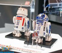 Star Wars bouwpakket R2-D2 & R5-D4 1/12 schaal