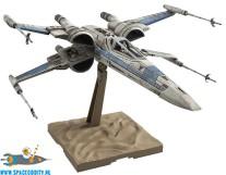 Star Wars bouwpakket Resistance X-Wing Starfighter 1/72 schaal