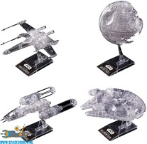 Star Wars bouwpakket RTOJ Clear Vehicle Set