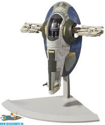 Star Wars bouwpakket Slave 1 (Jango Fett) 1/144 schaal
